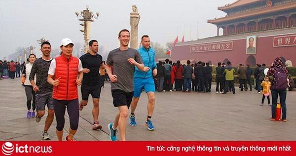 Facebook lần đầu mở công ty con tại Trung Quốc sau gần 10 năm