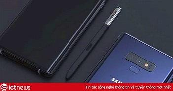 Giá bán Galaxy Note 9 sẽ không hề rẻ, bản cao nhất 512GB có giá tới 1460 USD?
