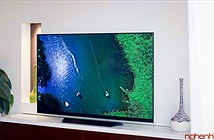 TV LG OLED E8: mảnh ghép không thể thiếu cho phòng khách hiện đại