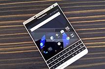 Video: BlackBerry Passport Silver Edition chạy Android mượt mà
