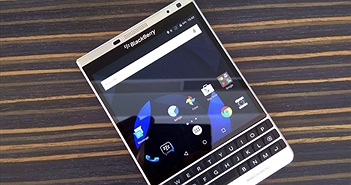 Video: BlackBerry Passport Silver Edition chạy Android mượt mà