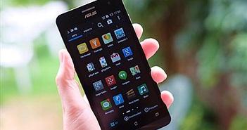 Hạ cấp từ Android 5.0 Lollipop xuống KitKat v2.21.40.44 cho ZenFone 5