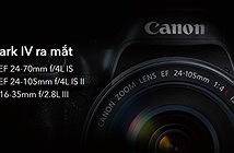 Canon chính thức ra mắt EOS 5D Mark IV: cảm biến 30MP, quay 4K, giá 3.499 USD