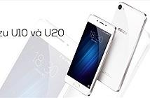 Meizu ra mắt U10 và U20: 5 và 5.5 Full HD, Helio P10, viền kim loại, hai mặt kính 2.5D