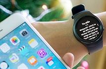 Samsung bắt đầu thử nghiệm app kết nối Gear S2 với iPhone tại Hàn Quốc