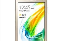 Samsung Z2 giá 1,5 triệu đồng chính thức ra mắt