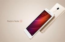 Cận cảnh Redmi Note 4: Siêu phẩm Xiaomi giá 3 triệu đồng