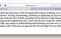 Ấn Độ áp dụng hình thức phạt tù với hành vi dùng torrent tải nội dung lậu