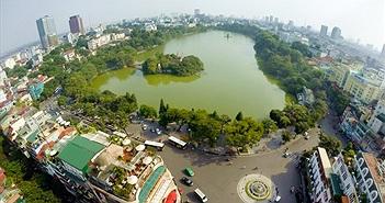 Hà Nội đặt 21 điểm phát wifi miễn phí quanh hồ Hoàn Kiếm