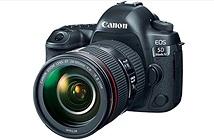 Canon chính thức ra mắt 5D Mark IV