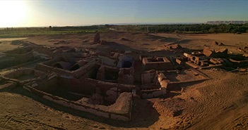 Ai Cập phát hiện các hầm mộ từ thời La Mã cổ đại