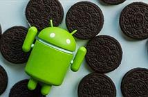 Những thiết bị dự kiến được cập nhật Android 8.0