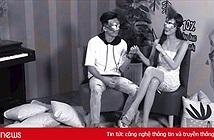 Dân mạng bức xúc với cảnh gợi dục của show hẹn hò trong phòng kín