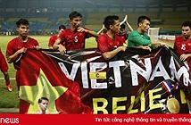 Lịch trực tiếp 4 cặp đấu tứ kết bóng đá nam ASIAD 2018 trên VTC3