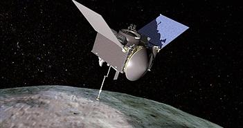 Tàu vũ trụ OSIRIS-REx của NASA tiếp cận hành tinh cổ Bennu