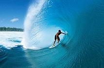 Chuyện kinh ngạc xảy ra nếu lướt sóng thần