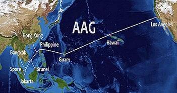Đứt cáp quang AAG, 10 ngày nữa Internet Việt Nam mới trở lại