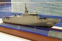 Hải quân Indonesia hạ thủy 2 tàu chiến Type PC-40 M tự đóng trong nước