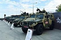 Mãn nhãn dàn khí tài quân sự trưng bày tại Diễn đàn Army 2020