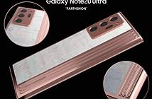"""Caviar """"chế tác"""" Galaxy Note20 Ultra bằng cẩm thạch và vàng, giá từ 5.700 USD"""