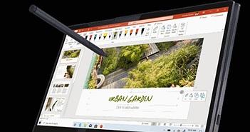 Lenovo tung ra 5 mẫu laptop Yoga mới: sang, xịn, mịn và pin trâu hơn