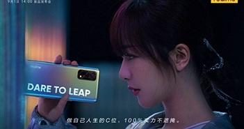Realme X7 Pro: 4 camera, RAM 8GB, sạc nhanh 65W, mặt lưng rất đẹp sắp ra mắt