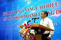 Hà Nội: Chỉ 30% doanh nghiệp có cán bộ chuyên trách CNTT