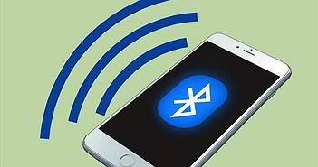 """Kaspersky Lab: """"Hãy tắt bluetooth trên thiết bị của bạn"""""""