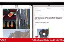 Hướng dẫn sử dụng iPad khi đã lên iOS 11
