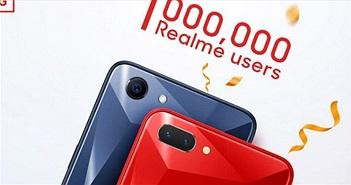 Smartphone Realme sắp tấn công thị trường Việt Nam