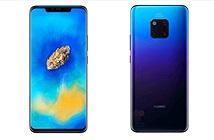 Bộ ảnh render 3 màu sắc tuyệt đẹp của Huawei Mate 20 Pro