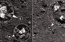 Phát hiện mảnh vỡ tiểu hành tinh trên tiểu hành tinh khác