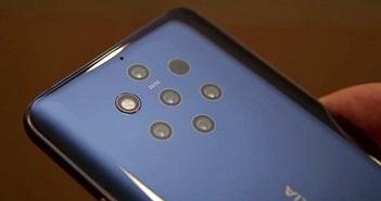 Smartphone Nokia có camera ẩn dưới màn hình, snapdragon 865, RAM 8GB, giá khoảng 800 USD
