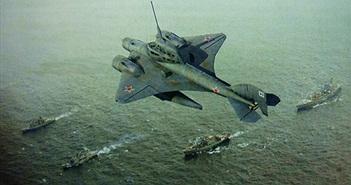 Vén màn bí mật dự án tàu ngầm bay của Hải quân Liên Xô