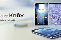 Chính phủ Mỹ thông quan cho Samsung Knox