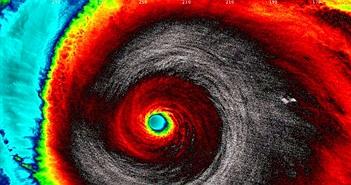 Siêu bão Patricia và lời cảnh báo cơn thịnh nộ của thiên nhiên