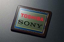 Sony mua thêm mảng cảm biến ảnh của Toshiba để củng cố sức mạnh