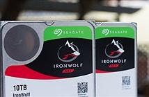Đánh giá ổ cứng Seagate IronWolf 10TB – Sói sắt miền đất số