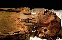 Xác ướp la hét gây tò mò trong hầm mộ Ai Cập