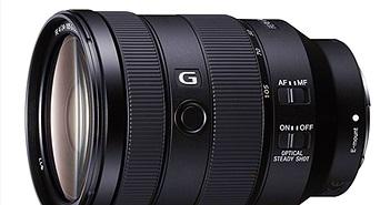 """Sony ra mắt ống kính FE 24-105mm F4 G OSS và hé lộ """"quái vật"""" 400mm F2.8 G"""