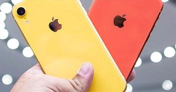 Apple cập nhật phí sửa chữa iPhone XR, ít tốn kém hơn loạt iPhone X