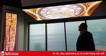 Samsung muốn thay đổi thị trường màn hình chuyên dụng  dành cho thương mại và tiêu dùng tại Việt Nam