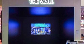 Samsung ra mắt màn hình The Wall và dòng IF dành cho gia đình