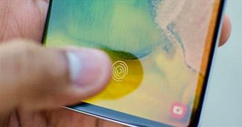 Samsung đã khắc phục lỗi vân tay cho Galaxy S10 và Galaxy Note 10