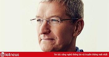 Tim Cook: Tôi không hối hận, dù chỉ một phút, khi công khai đồng tính