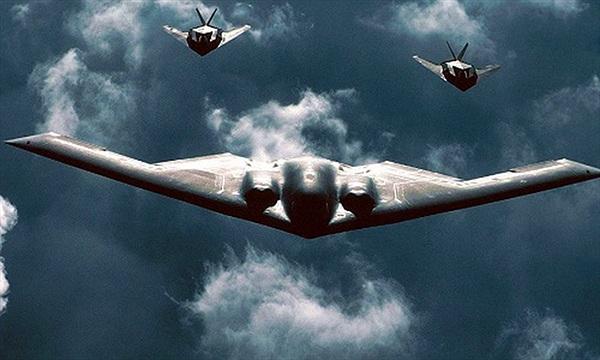 Đỉnh cao quân sự Mỹ: B-2 Spirit khi mang 80 bom GBU-38 hủy diệt