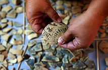 Tìm thấy kho báu bí ẩn của thành phố Hy Lạp cổ 1.600 năm trước