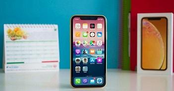 Apple iPhone XR đứng đầu bảng doanh số Apple tại Mỹ