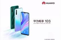 Huawei Enjoy 10s ra mắt: Camera 48MP, Kirin 710F, giá 226 USD