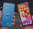 Màn hình ceramic shield thể hiện đỉnh trong màn thử độ bền iPhone 12